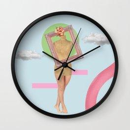 Mannequeen Wall Clock