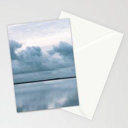 Epic Sky reflection in Iceland - Landscape Photography Stationery Cards