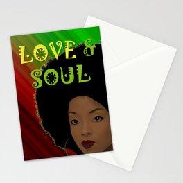 Love & Soul Stationery Cards