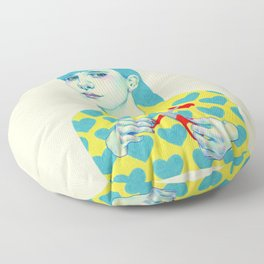 Create I Floor Pillow