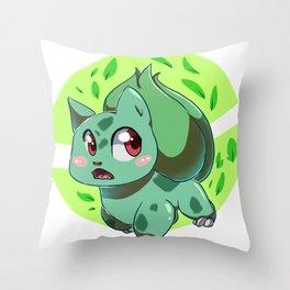 Bulba Throw Pillow