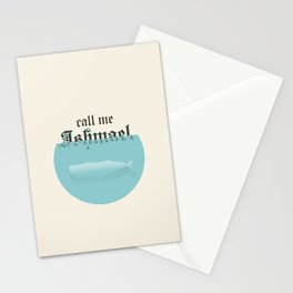 Ishmael Stationery Cards