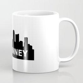 Mckinney Skyline Coffee Mug