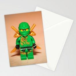 Ninjago Lloyd Stationery Cards