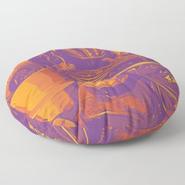 Sugar Shovel Floor Pillow