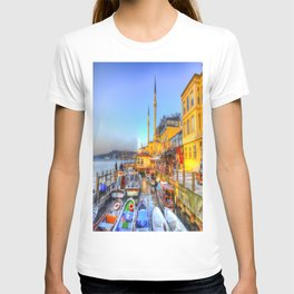 Picturesque Istanbul T-shirt
