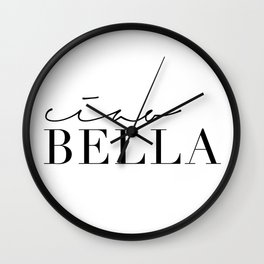Ciao Bella Wall Clock