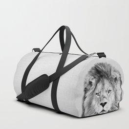 Lion 2 - Black & White Sporttaschen