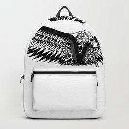 Wild eagle ecopop Backpack