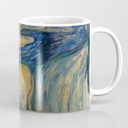 "Edvard Munch ""The Scream"" (1893)(oil) Coffee Mug"