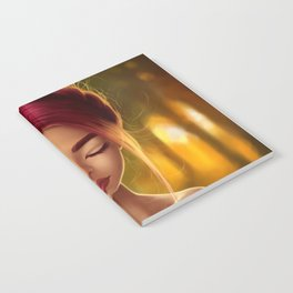 Sunset Notebook