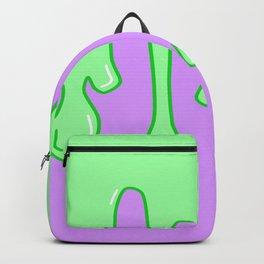 Green and Purple Slime Backpack