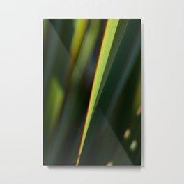 Shades of Green2 Metal Print