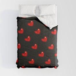 Valentine Heartache Comforters