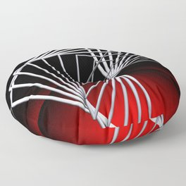 triangles -4- Floor Pillow