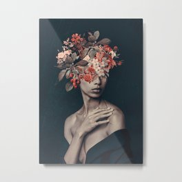 In Bloom 11 Metal Print