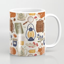 Woodland Wanderings Coffee Mug