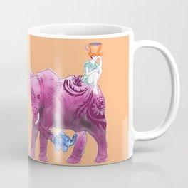 The elephant's dream Coffee Mug
