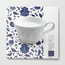 Today's color chart day 29 Metal Print