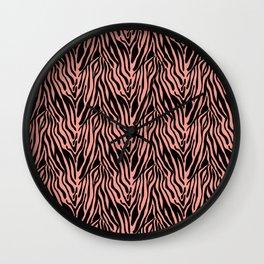 ZEBRA STRIPE Wall Clock