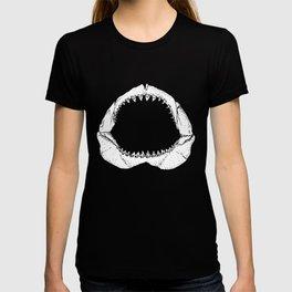 WHITE SHARK JAWS T-shirt