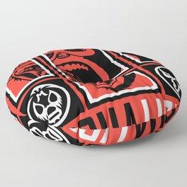 LUCHALIBRE MEXICO Floor Pillow