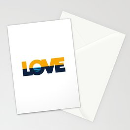 LOVE - People's Flag of Milwaukee Stationery Cards