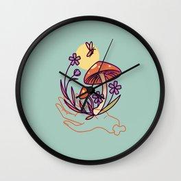 Reborn Wall Clock