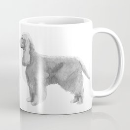 English cocker spaniel - golden Coffee Mug