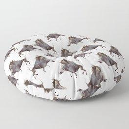 warthog Floor Pillow