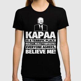 Kapaa Funny Gifts - City Humor T-shirt