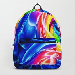 Abstract perfektion 86 Backpack