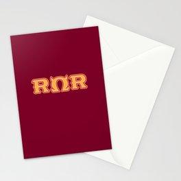 Monster University Fraternity : Roar Omega Roar Stationery Cards