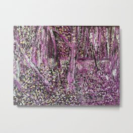 Narnia in California Metal Print