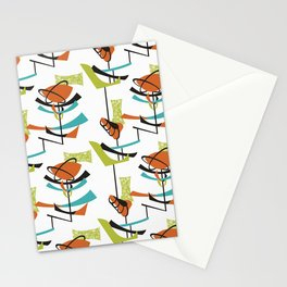 Atomic Mobiles 2 Stationery Cards