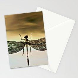 DRAGONFLY I Stationery Cards