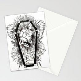 Graven Rose Stationery Cards