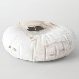 The White Door Floor Pillow