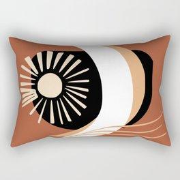 Sun + Moon Rectangular Pillow