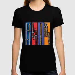 Four Humors T-shirt
