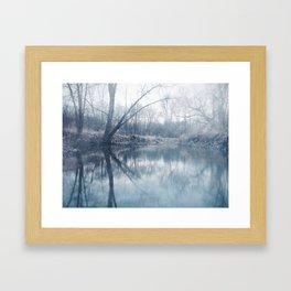 Mystery Creek Framed Art Print