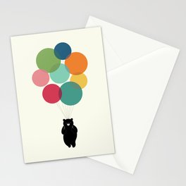 Happy Landing Stationery Cards