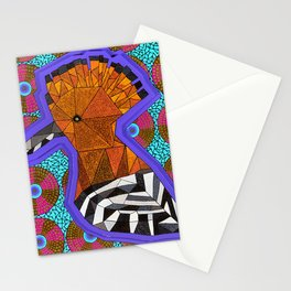 African Hoopoe Stationery Cards