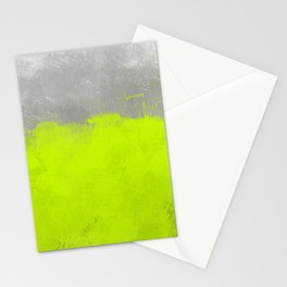 Abstract Painting #3 Stationery Cards