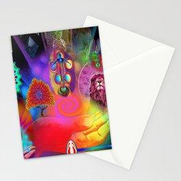 'Reiki & Universal Lifeforce Energies' Stationery Cards