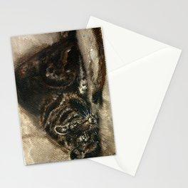 Totem Fossa (Cryptoprocta ferox) Stationery Cards