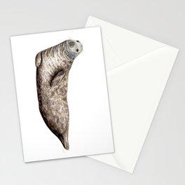 Grey Seal (Halichoerus grypus) Stationery Cards