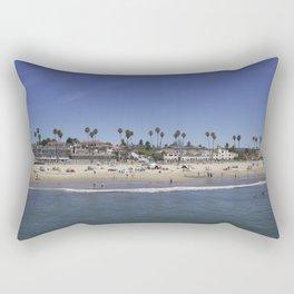 Santa Cruz, CA Rectangular Pillow