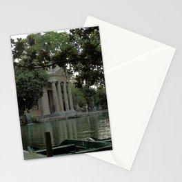 Tempio di Esculapio Stationery Cards