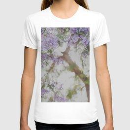 Purple Flowers Dream T-shirt